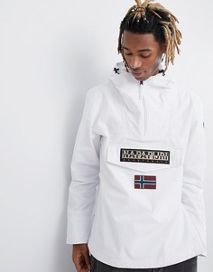 Белая куртка Napapijri Rainforest - Белый