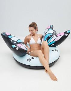 Надувной круг в виде бабочки Big Mouth - Мульти