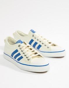 Кроссовки adidas Originals Nizza - Белый