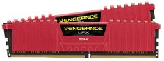 Модуль памяти CORSAIR Vengeance LPX CMK32GX4M2B3466C16R DDR4 - 2x 16Гб 3466, DIMM, Ret