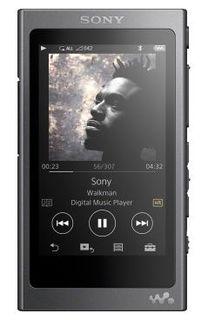 MP3 плеер SONY NW-A35HN flash 16Гб черный [nwa35hnb.ee]