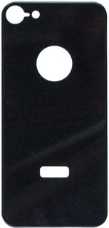 Защитное стекло для задней крышки ONEXT для Apple iPhone 8, 3D, 1 шт, черный [41547]