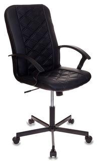 Кресло БЮРОКРАТ CH-550, искусственная кожа [ch-550/black]