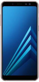 Смартфон SAMSUNG Galaxy A8+ (2018) SM-A730F, синий