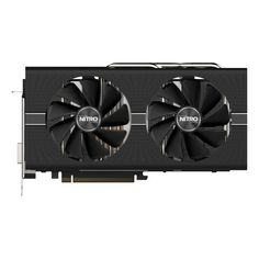 Видеокарта SAPPHIRE AMD Radeon RX 570 , 11266-14-20G NITRO+ RX 570 4G OC, 4Гб, GDDR5, OC, Ret