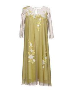 Платье до колена XS Milano