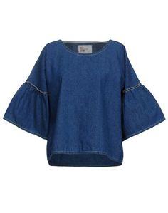 Джинсовая рубашка Leon &; Harper