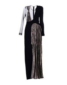 Длинное платье Christopher Kane