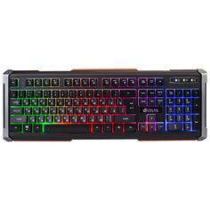 Игровая клавиатура Oklick 710G Black/Gray