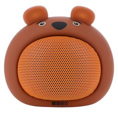 Беспроводная акустика InterStep SBS-170 Funny Bear Brown