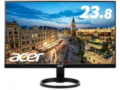 Монитор Acer R240HYAbmidx Black
