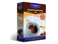 Аксессуар Фильтр для кофеварки Topperr 3012