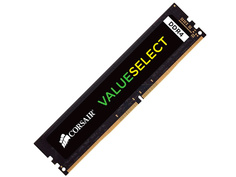 Модуль памяти Corsair ValueSelect DDR4 DIMM 2666MHz PC4-21300 CL18 - 4Gb CMV4GX4M1A2666C18