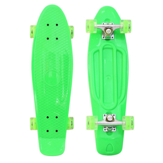 Скейт RT Penny Board Classic 26 YWHJ-28 68x19 Green 171206