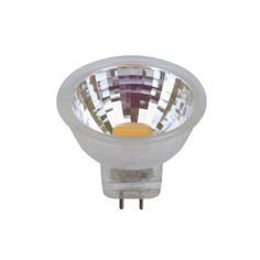 Лампочка Uniel LED-MR11-3W/WW/GU4 GLZ21TR