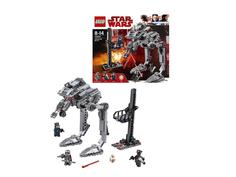 Конструктор Lego Star Wars Вездеход AT-ST Первого Ордена 75201