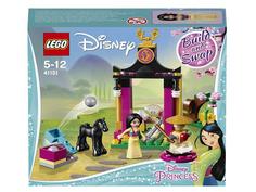 Конструктор Lego Disney Princess Учебный день Мулан 41151