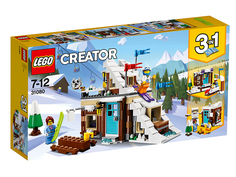 Конструктор Lego Creator Зимние каникулы 31080