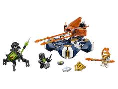 Конструктор Lego Nexo Knights Летающая турнирная машина Ланса 72001