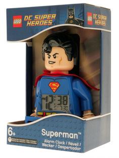 Часы Lego DC Super Heroes Супермен 9005701