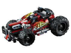 Конструктор Lego Technic Красный гоночный автомобиль 42073