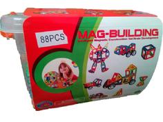 Конструктор Mag-Building MG020 88 магнитов