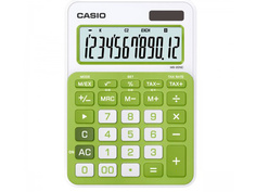 Калькулятор Casio MS-20NC-GN-S-EC Green