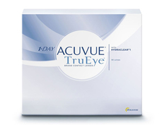 Контактные линзы Johnson & Johnson 1-Day Acuvue TruEye (90 линз / 8.5 / -4.25)