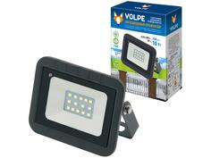Прожектор Volpe ULF-Q512 10W/DW Sensor IP65 220-240B Black