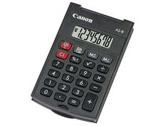 Калькулятор Canon AS-8 Black