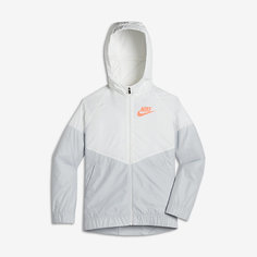 Куртка для девочек школьного возраста Nike Sportswear Windrunner