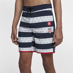 Мужские бордшорты Hurley Phantom USA Home National Team 45,5 см Nike