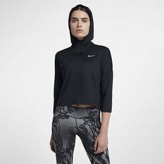 Женская худи для бега Nike Element