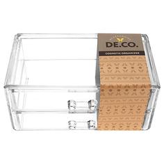 Органайзер для косметики и аксессуаров `DE.CO.` кейс (малый) Deco