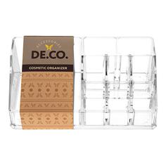 Органайзер для косметики и аксессуаров `DE.CO.` открытый (малый, 02) Deco