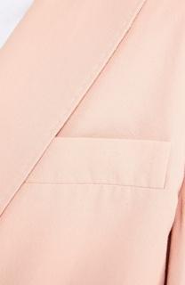 Розовый жакет Erika Cavallini