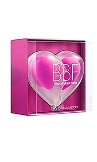 Набор спонжей для макияжа bbf heart - beautyblender