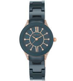 Кварцевые часы с керамическим браслетом Anne Klein