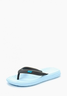 Сланцы Nike NIKE SOLAY THONG (GS/PS)