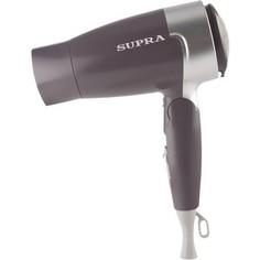 Фен Supra PHS-1403S фиолетовый/серебристый
