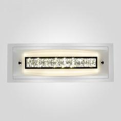 Настенный светодиодный светильник Eurosvet 90024/1 хром