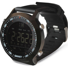 Умные часы Ginzzu GZ-701 black