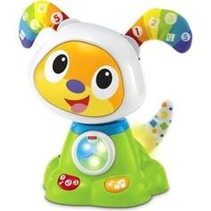 Интерактивная игрушка Fisher Price Щенок робота Бибо (FBC96)
