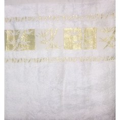 Полотенце Brielle Bamboo Gold 70x140 cream кремовый (1213-85607)