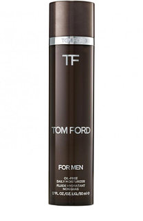 Увлажняющий лосьон Oil-Free Daily Moisturizer Tom Ford