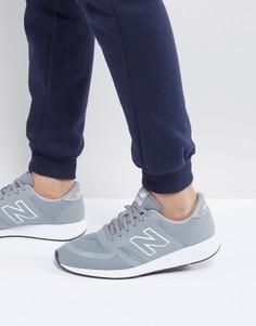 Серые кроссовки New Balance 420 MRL420CA - Серый