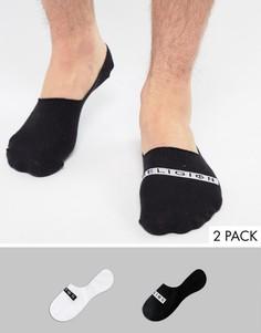 2 пары невидимых носков Religion - Мульти
