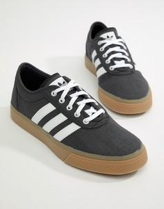 Черные кроссовки adidas Skateboarding Adi-Ease CQ1067 - Черный