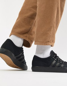 Черные кроссовки adidas Skateboarding Matchcourt RX BY3536 - Черный