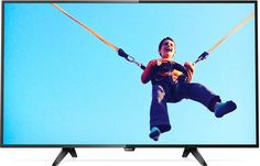 "LED телевизор PHILIPS 43PFS5302/12 ""R"", 43"", FULL HD (1080p), черный"